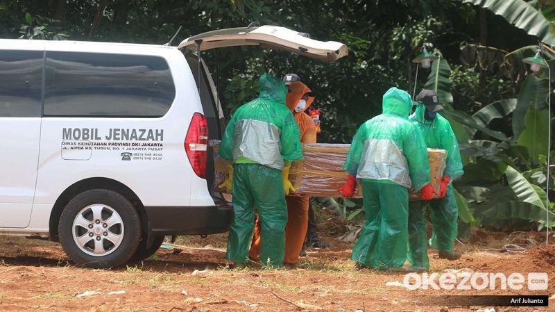 Jatim Catat 47 Kematian Terkait Covid 19 Hari Ini Tertinggi Di Indonesia Okezone News