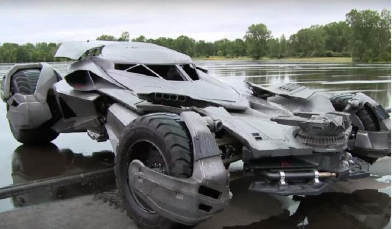 Batmobile Versi Dunia Nyata Ini Dijual Mencapai Miliaran Rupiah : Burkelandya Otomotif
