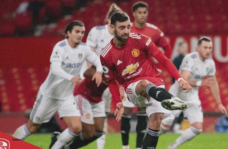 Dibantai Man United 2-6, Begini Reaksi Pelatih Leeds United : Okezone Bola