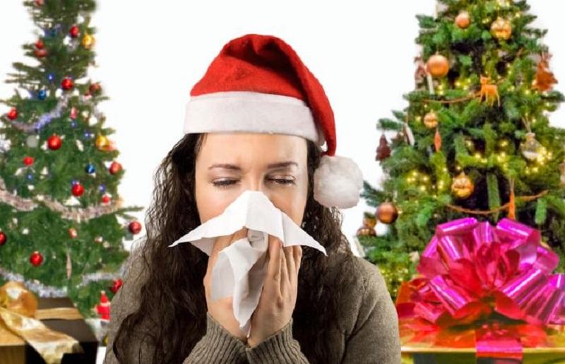 Waspada Alergi Pohon Natal, Kenali Gejala dan Penyebabnya ...