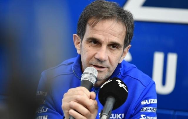 Permalink to Davide Brivio Tanggapi Pujian Valentino Rossi untuk Suzuki Ecstar : Burkelandya Olagraga