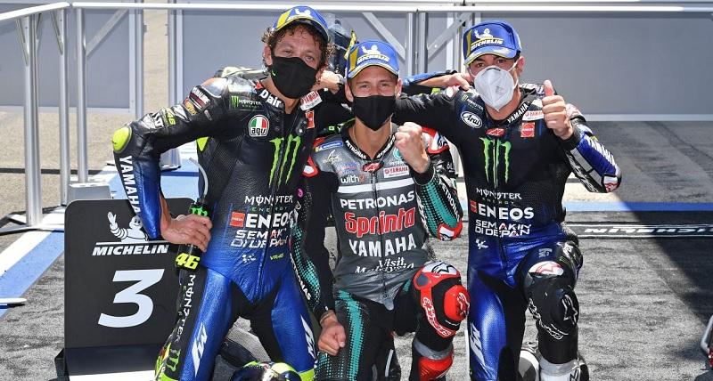 Punya Kans Gantikan Pembalap Yamaha di MotoGP 2021, Ini Kata Crutchlow : Burkelandya Olagraga