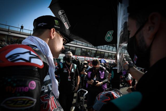 Permalink to Fabio Quartararo Akui Alami Banyak Momen Sulit di MotoGP 2020 : Burkelandya Olagraga