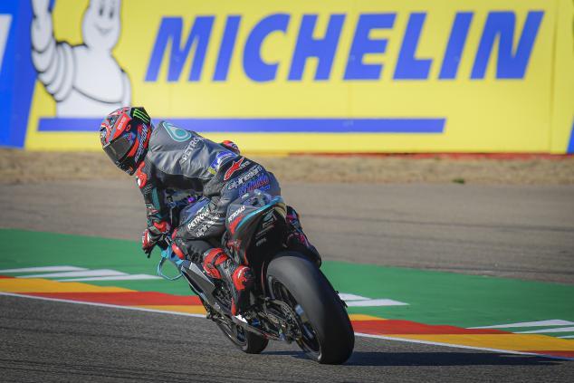 Khawatir, Quartararo Berharap Yamaha Mau Berbenah di MotoGP 2021  : Burkelandya Olagraga