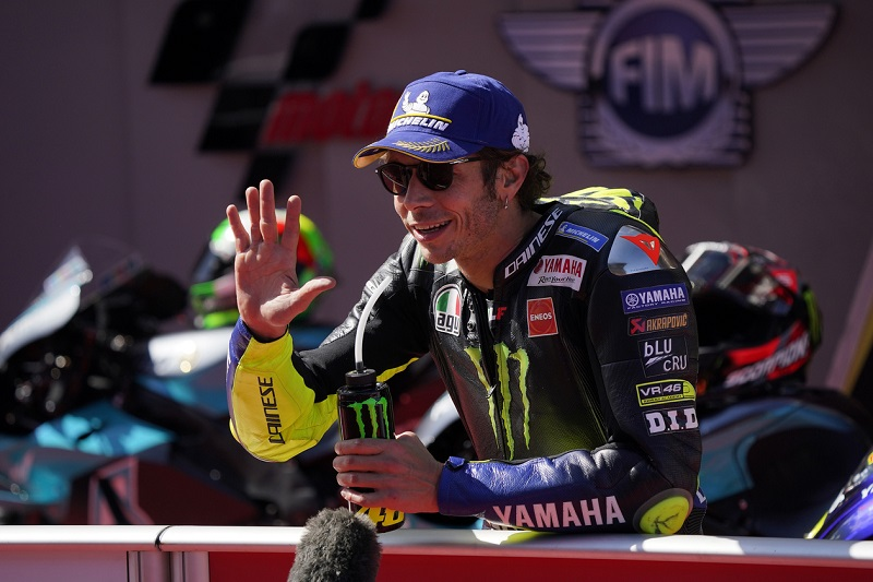 Valentino Rossi Dinilai Sulit untuk Menangi Balapan Lagi  : Burkelandya Olagraga