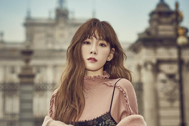 Permalink to Buntut Rumor Pacaran, Taeyeon 'SNSD' Ambil Langkah Hukum : Burkelandya Celebrity