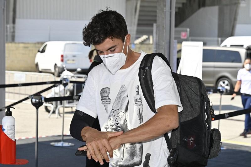 Berpotensi Absen 6 Bulan, Pemulihan Cedera Marquez Tergantung Hal Ini  : Burkelandya Olagraga