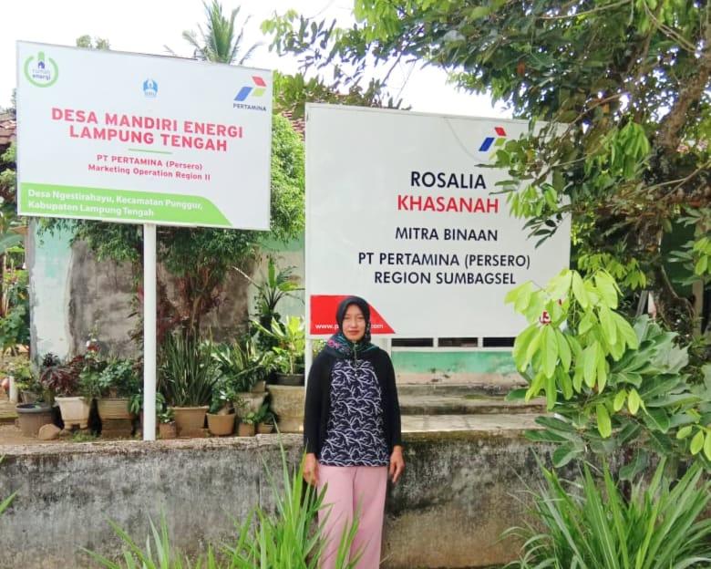 Pertamina Dorong Pengembangan Energi Terbarukan melalui Program Energi Berdikari : Okezone News