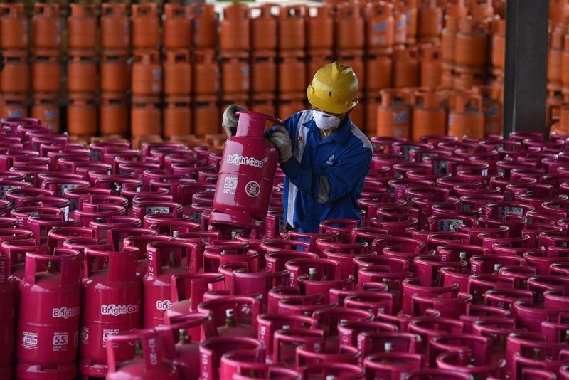 Pertamina Siagakan Agen & Pangkalan, Jamin Pasokan LPG Aman Jelang Libur Tahun Baru : Okezone News