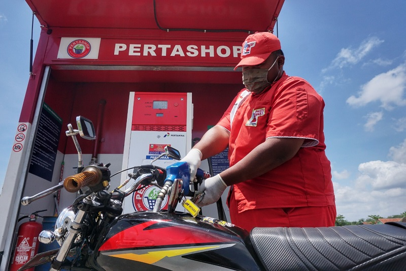 Tutup Tahun 2020, 106 Pertashop Hadir di Jawa Tengah dan DI Yogyakarta : Okezone News