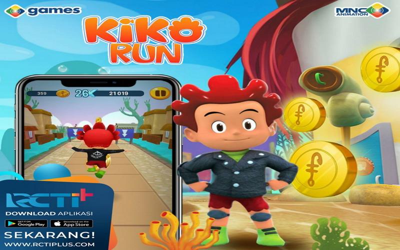 Permalink to Power Up Kiko Run Semakin Seru!  : Okezone techno