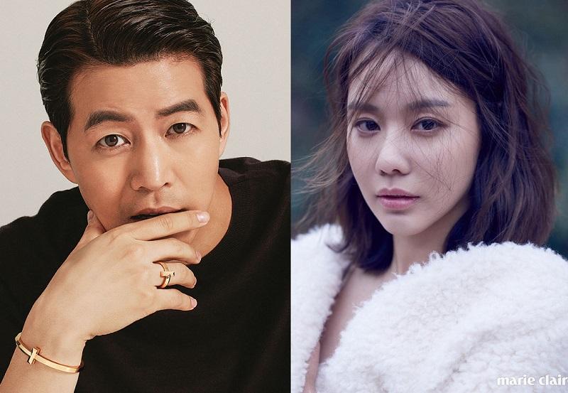 Lee Sang Yoon dan Kim Ah Joon Pertimbangkan Bintangi One The Woman : Burkelandya Celebrity