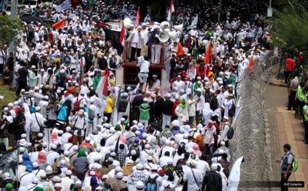 Front Persatuan Islam Ogah Daftar ke Pemerintah, FPI: Buang-Buang Energi! : Burkelandya News