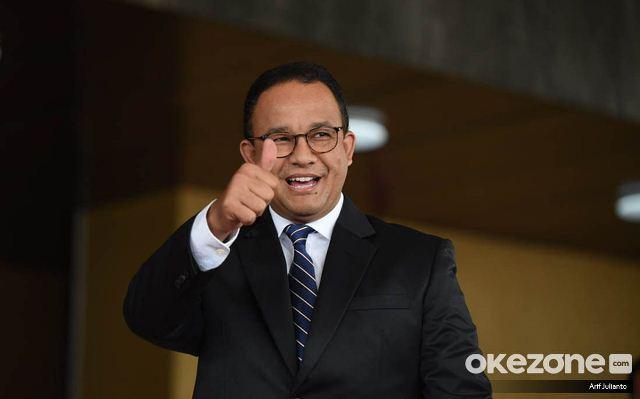 Di Penghujung Tahun, Anies Sabet Penghargaan Gubernur Inspirasi Indonesia : Okezone Megapolitan