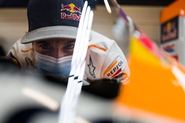 Butuh Bimbingan di Honda, Espargaro Berharap Marquez Cepat Pulih : Burkelandya Olagraga