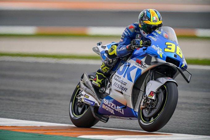 Brivio Akui Suzuki Lakukan Banyak Persiapan di MotoGP 2020 : Burkelandya Olagraga