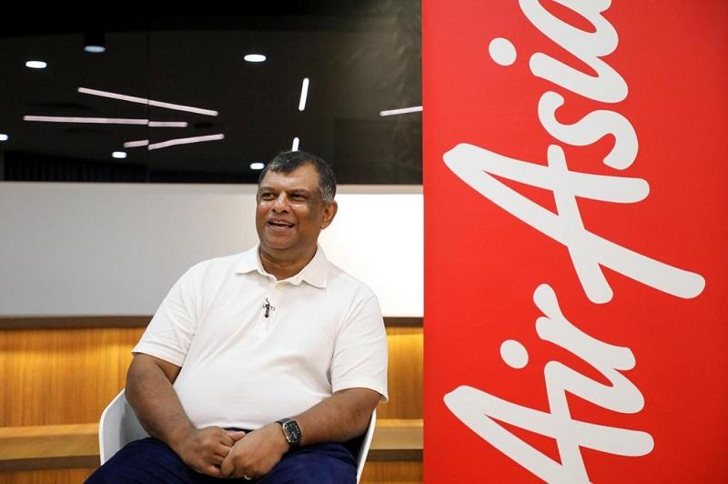 Tony Fernandes Jual 32,7% Saham AirAsia, Ini Pembelinya