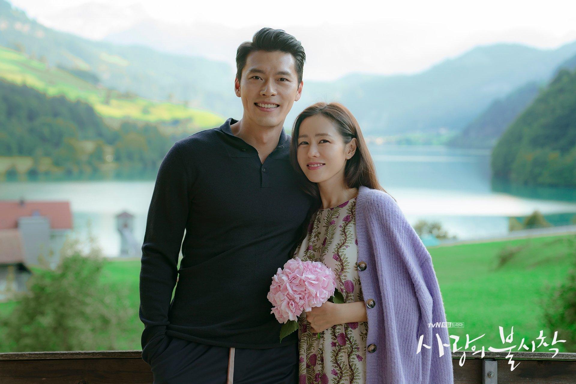 <i>Go Public</i> dengan Hyun Bin, Son Ye Jin: Aku Malu