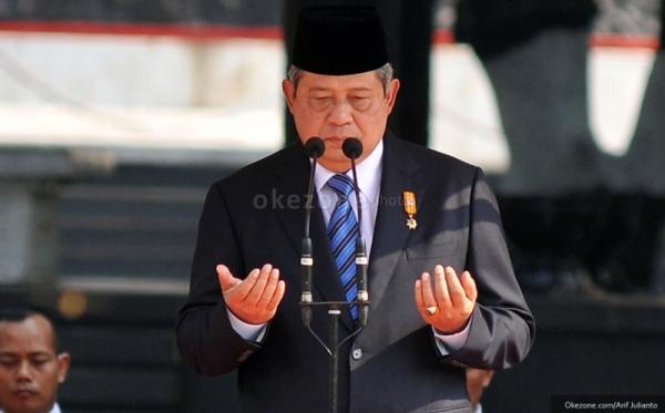 SBY: Selamat Tahun Baru 2021, Semoga Badai Corona Segera Berlalu : Burkelandya News