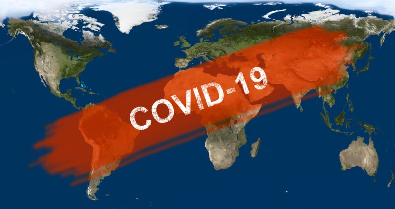 Sumbang 0,89% Kasus Covid-19 di Dunia, Indonesia Duduki Urutan ke-20 : Burkelandya News