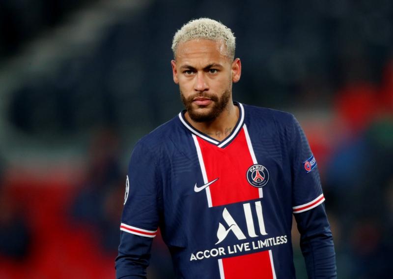 Neymar Jr Buka Opsi Bertahan di PSG : Okezone Tren