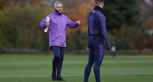 Mourinho Berperan Besar dalam Keberhasilan Tottenham ke ...