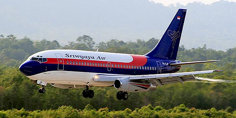 Ini Posisi Terakhir Pesawat Sriwijaya Air Sebelum Hilang ...
