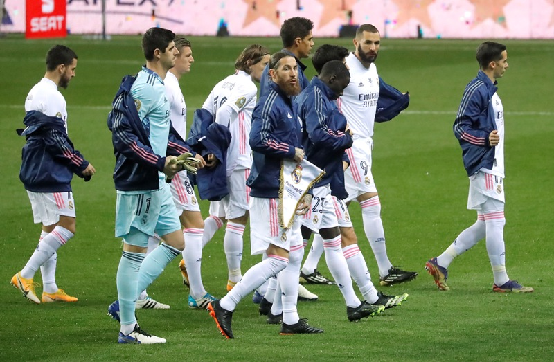 Courtois Kecewa Berat Madrid Gagal Melaju ke Final Piala ...