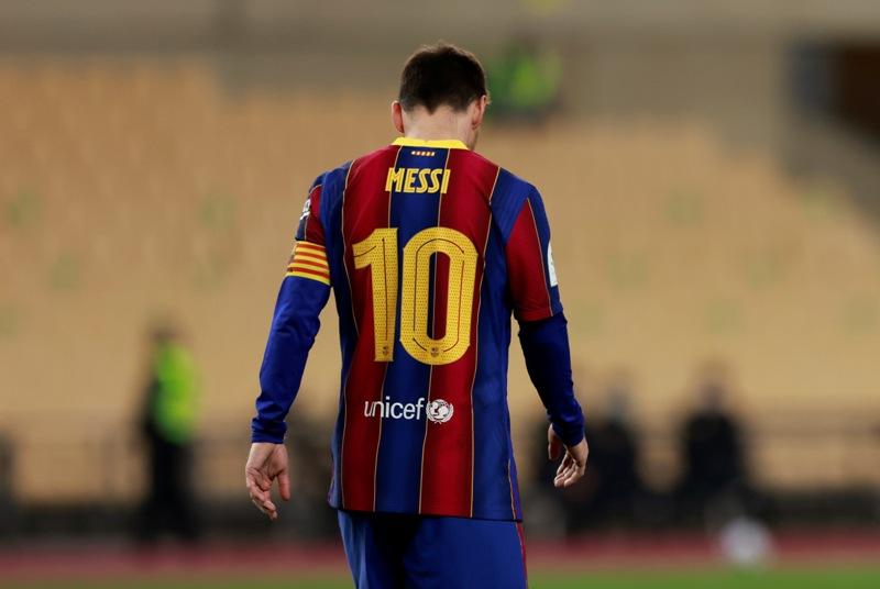 Dikartu Merah, Berapa Lama Lionel Messi Bakal Absen? : Okezone Bola