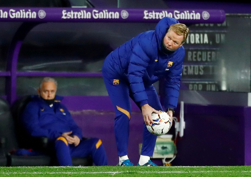 Koeman Ingin Lupakan Kegagalan Barcelona Juarai Piala ...