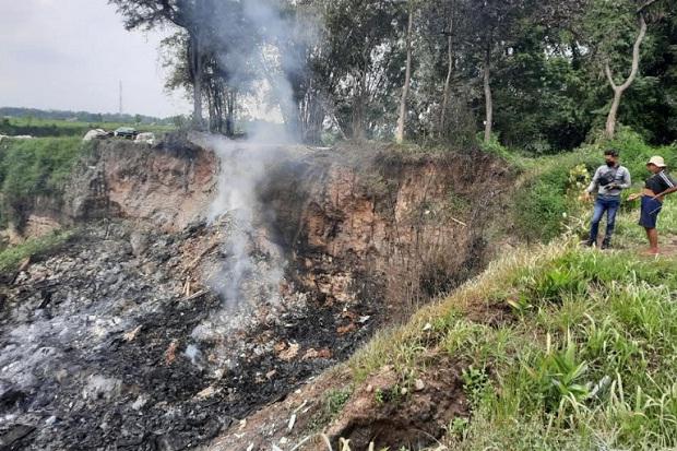 Warga Lihat Benda Misterius Terbang Sebelum Ledakan Dahsyat Di Mojokerto Okezone News