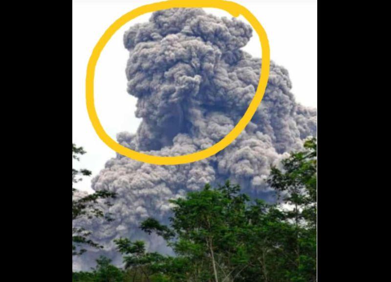 https: img.okezone.com content 2021 01 27 337 2351951 viral-wedus-gembel-letusan-gunung-merapi-mirip-wajah-orang-umFEpLj86F.jpg