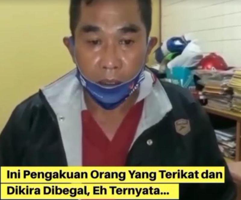https: img.okezone.com content 2021 02 02 525 2354960 video-pria-terikat-di-cianjur-ternyata-hoaks-polisi-periksa-pelaku-AR2TTEAd1u.jpg