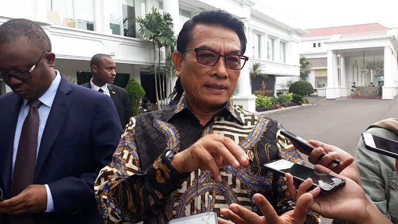 Demokrat: Respons Moeldoko Bahas Kudeta AHY Gampang ...