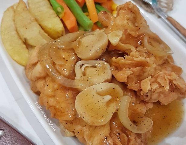 https: img.okezone.com content 2021 02 04 298 2356374 lezatnya-ayam-crispy-saus-jamur-mudah-dan-cepat-membuatnya-u082BH9CxC.jpg