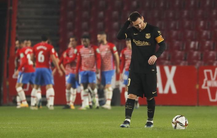 Lionel Messi Yang Belom Setuju Kontrak Baru Barcelona