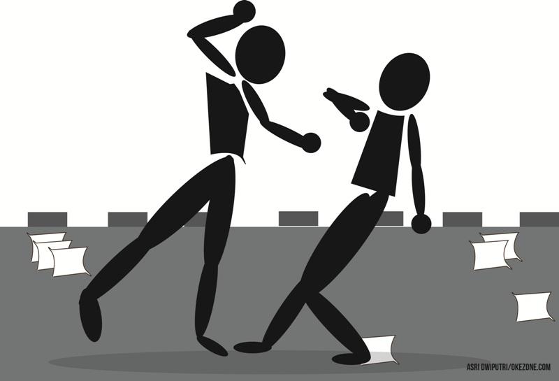 https: img.okezone.com content 2021 02 05 340 2356847 kasus-pengeroyokan-anggota-tni-7-orang-jadi-tersangka-dan-1-buron-ZeQNSDjxjj.jpg