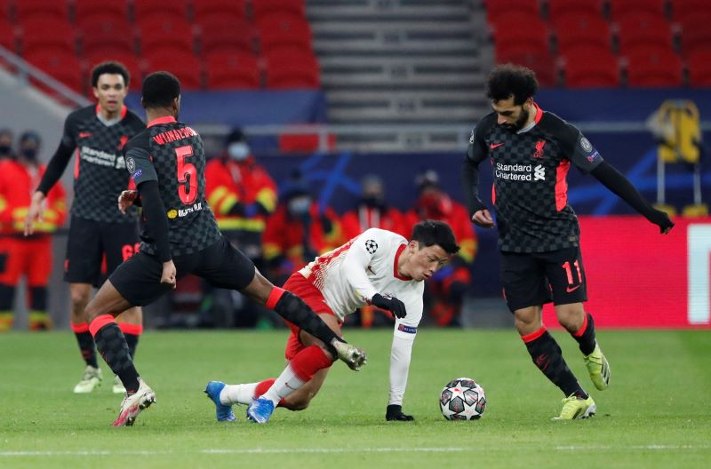 RB Leipzig Banyak Blunder, Liverpool Menang 2-0 : Okezone Bola
