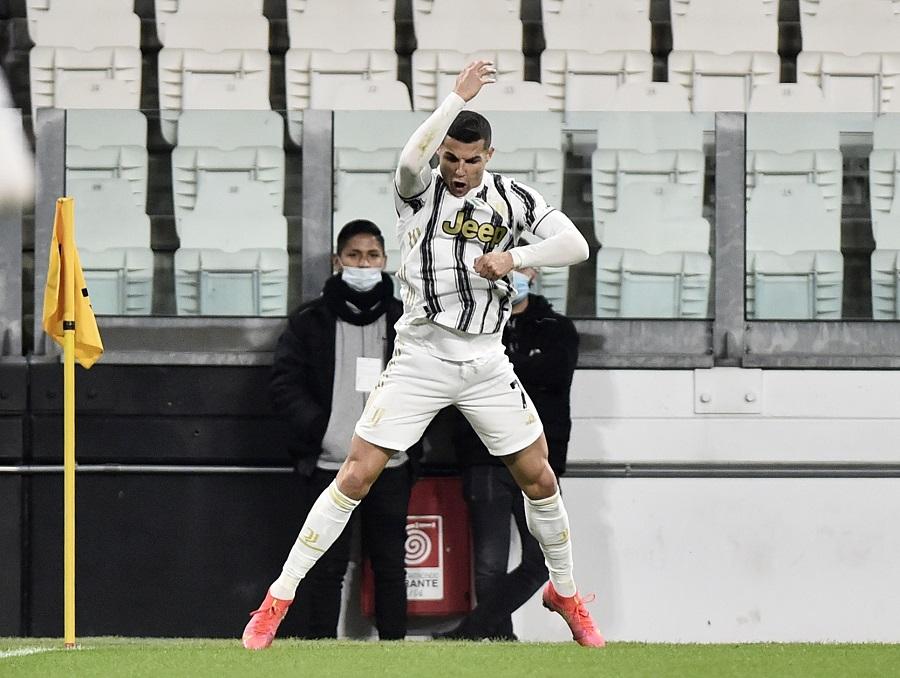 Daftar Top Skor Liga Italia: Cristiano Ronaldo Gusur Romelu Lukaku dari Posisi Pertama