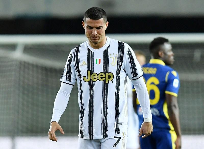 Gol Tunggal Cristiano Ronaldo Tak Mampu Bawa Juven
