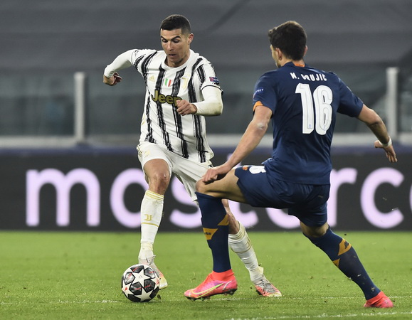 Ditendang Juventus, Cristiano Ronaldo Balik ke Klub Lamanya : Okezone Bola