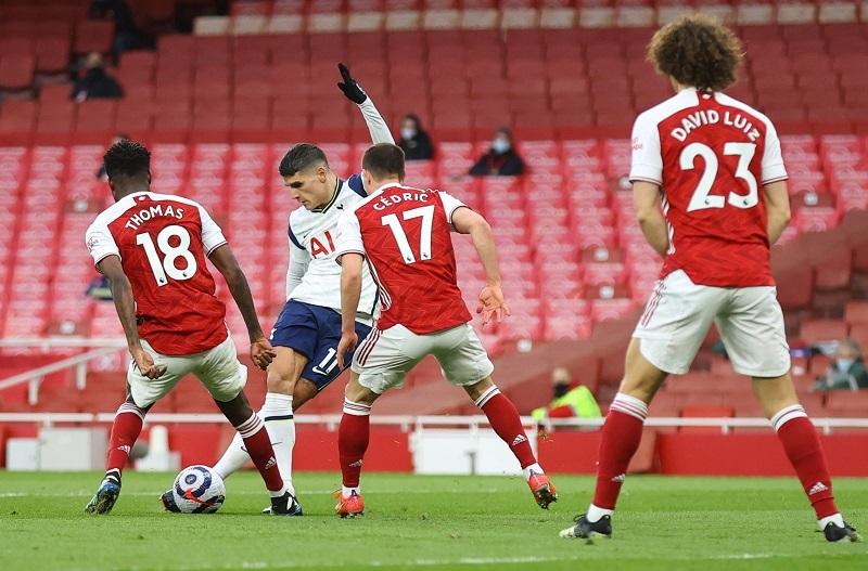 4 Pemain yang Tampil Bagus dan Buruk di Laga Arsenal vs Tottenham : Okezone Bola