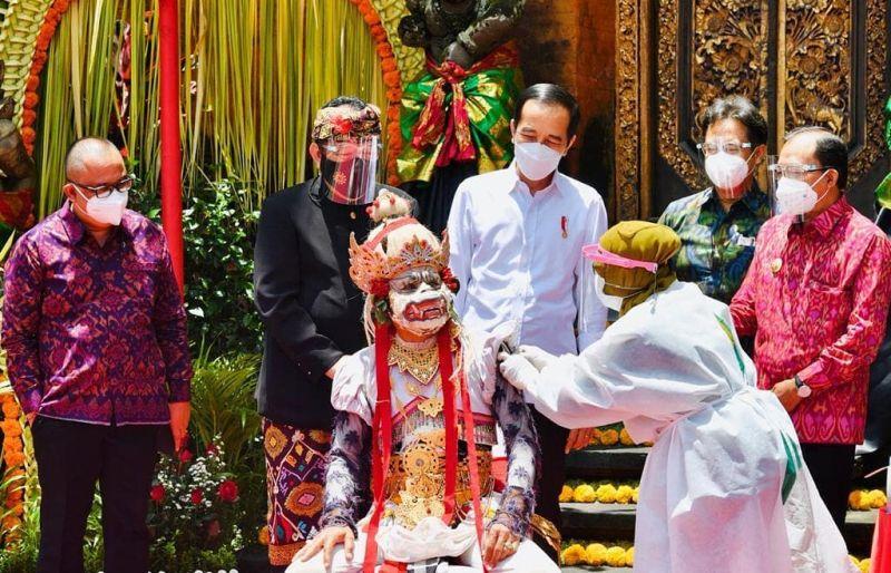 jokowi beri sinyal pariwisata bali dibuka penuh juni juli 2021 19VapTvhKM - Jokowi Akan Buka Penuh Pariwisata di Bali pada Juni-Juli 2021