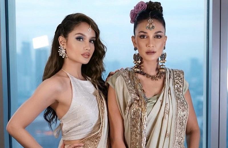 https: img.okezone.com content 2021 03 17 194 2379095 luna-maya-dan-cinta-laura-kompak-berbusana-india-putih-emas-cantik-no-debat-FlHhnThJww.jpg