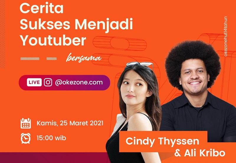 https: img.okezone.com content 2021 03 22 33 2382018 cindy-thyssen-dan-ali-kribo-berbagi-cerita-jadi-youtuber-sukses-di-live-ig-okezone-OT80nyMA3n.jpg