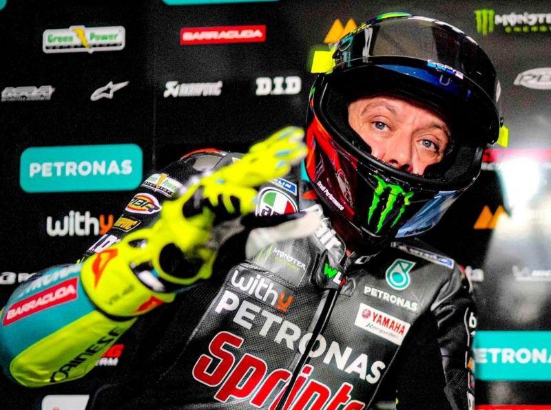 Penyebab Valentino Rossi Melempem di Kualifikasi M