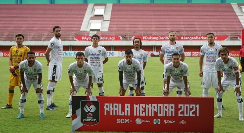 Bali United Optimis Tatap Perempatfinal Piala Menpora 2021 : Okezone Tren
