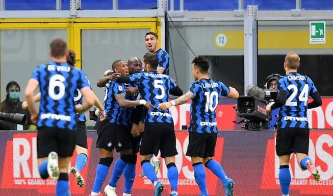 Lukaku-Martinez firmano la decima vittoria Inter, Sassuolo ...  |Inter- Sassuolo