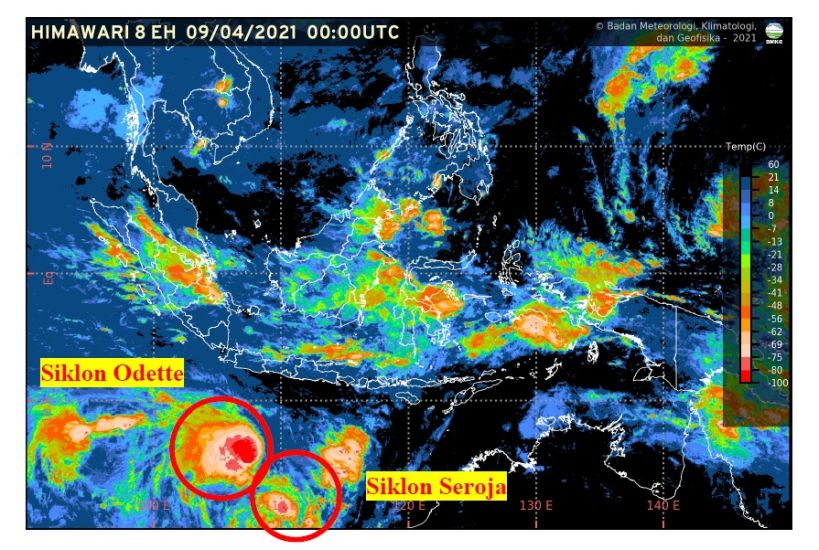 https: img.okezone.com content 2021 04 09 337 2392002 selain-seroja-bmkg-minta-waspadai-dampak-siklon-tropis-odette-fMAcyMdCce.jpg