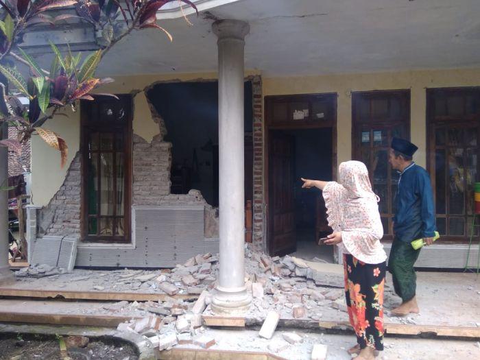Bencana Gempa Jatim, BPBD Dirikan Pengungsian dan Dapur Umum : Okezone Nasional